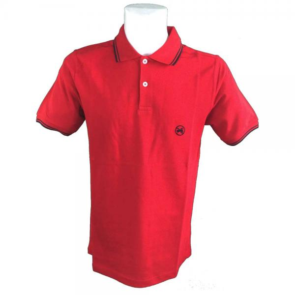Buy Online The Prodigy - Red Polo Shirt