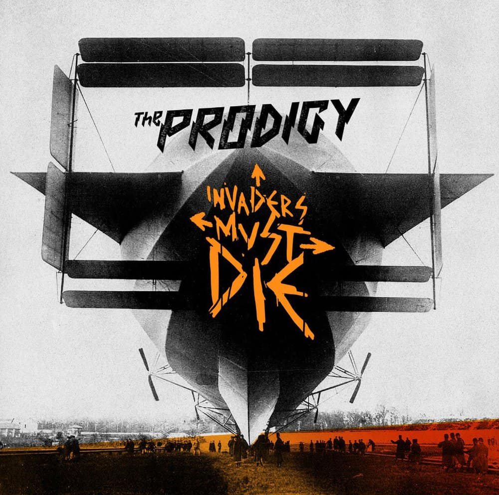 Buy Online The Prodigy - Invaders Must Die