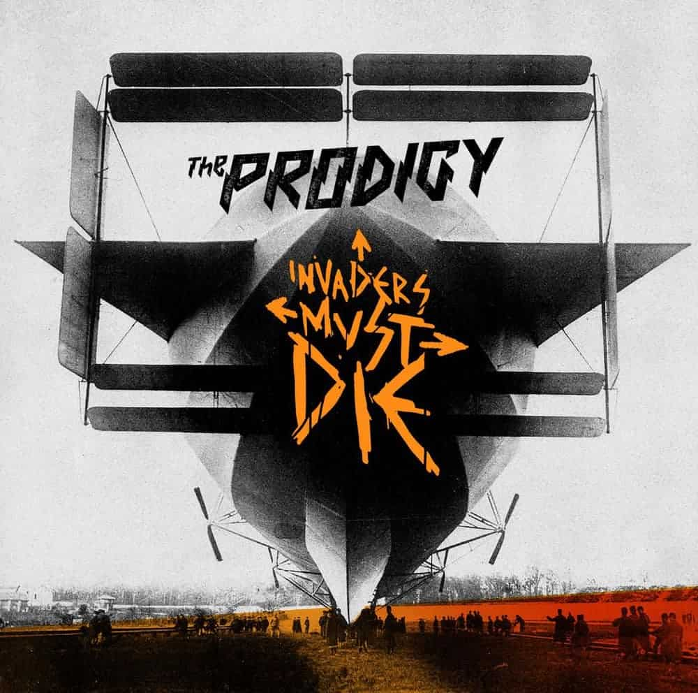 Buy Online The Prodigy - Invaders Must Die (Parental Advisory) [PA]