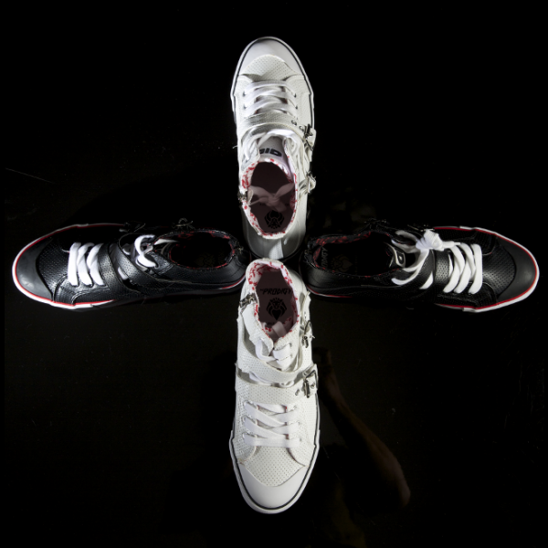 Buy Online The Prodigy - Double Identity versus The Prodigy - Collaboration Shoes