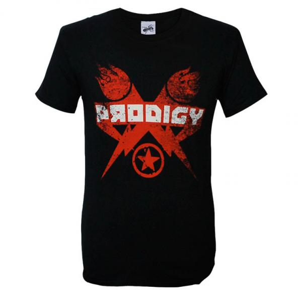 Buy Online The Prodigy - Flames T-shirt