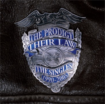 Buy Online The Prodigy - Their Law: The Singles 1990 - 2005 (Double Silver LP) (W/Sticker Set)