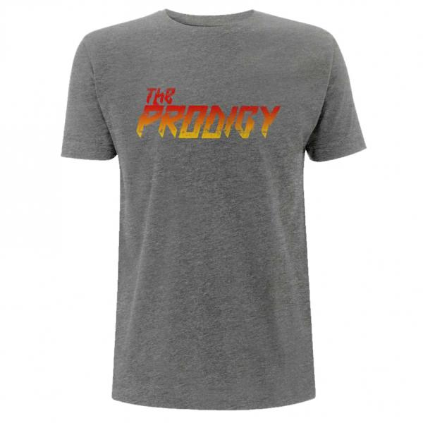 Buy Online The Prodigy - Gradient Logo Grey Tee
