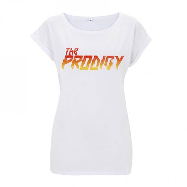 Buy Online The Prodigy - Gradient Logo, Ladies White