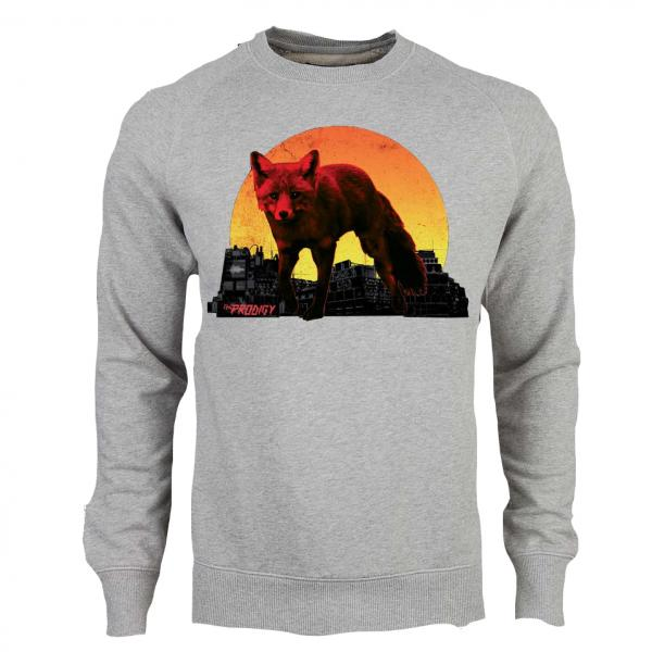 Buy Online The Prodigy - Album Sweatshirt Sports Grey