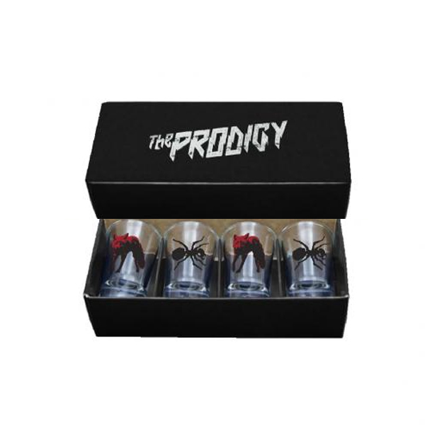 Buy Online The Prodigy - Shot Glasses Box Set