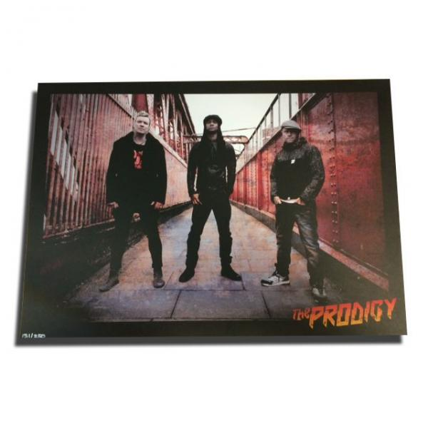 Buy Online The Prodigy - 2015 Limited Edition Numbered Band Print
