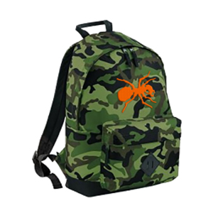 Buy Online The Prodigy - Camouflage Rucksack