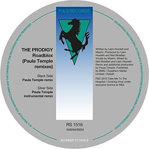 Buy Online The Prodigy - Roadblox (Paula Temple Remixes) Ltd Edition 12