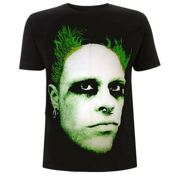 Buy Online The Prodigy - Keef Face T-Shirt
