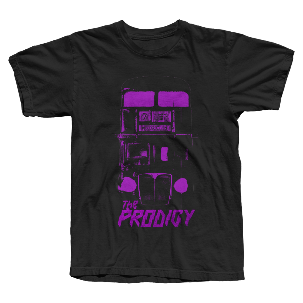 Buy Online The Prodigy - No Tourists T-Shirt