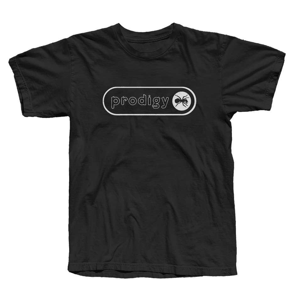 Buy Online The Prodigy - Lozenge Logo T-Shirt