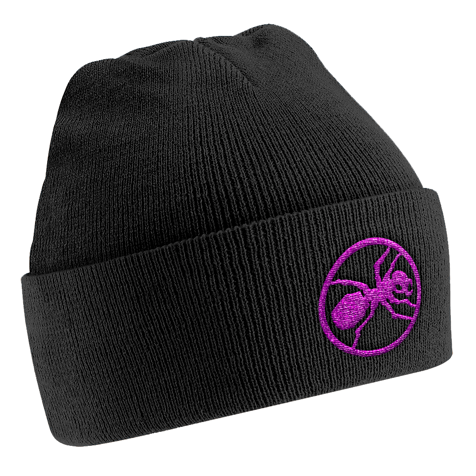 Buy Online The Prodigy - Ant Beanie Black