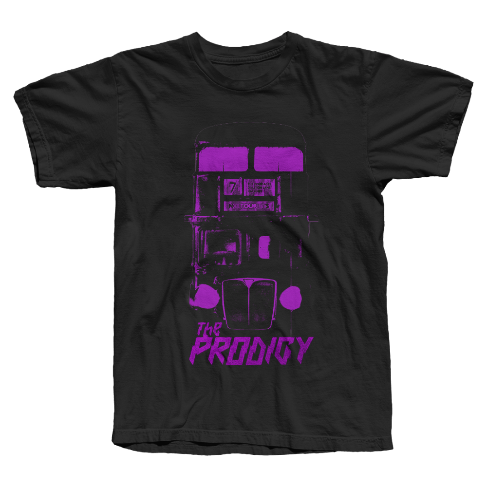 Buy Online The Prodigy - Ladies Fit No Tourists T-Shirt
