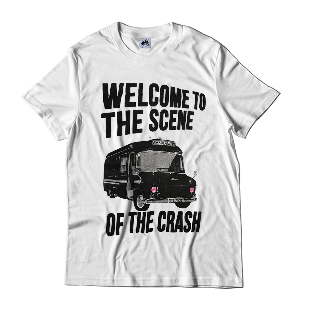 Buy Online The Prodigy - Welcome To The Scene Truck White T-Shirt