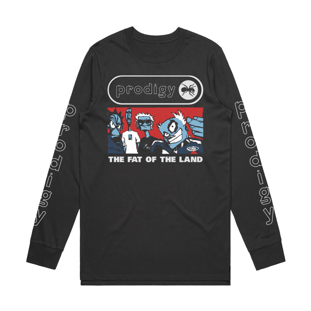 Buy Online The Prodigy - FOTL Longsleeve T-Shirt