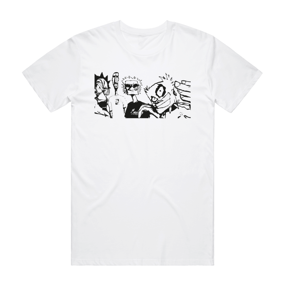 Buy Online The Prodigy - FOTL Cartoon Outline T-Shirt