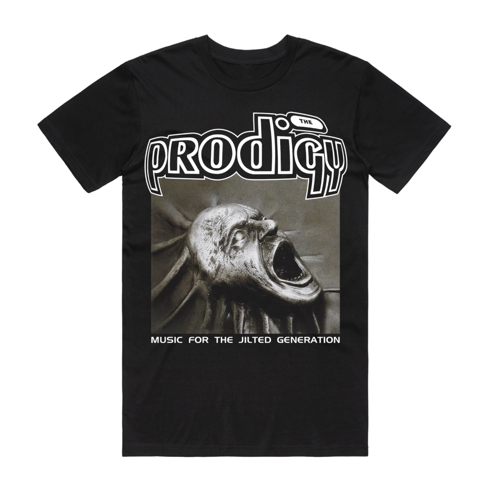 Buy Online The Prodigy - Jilted Generation Album T-Shirt