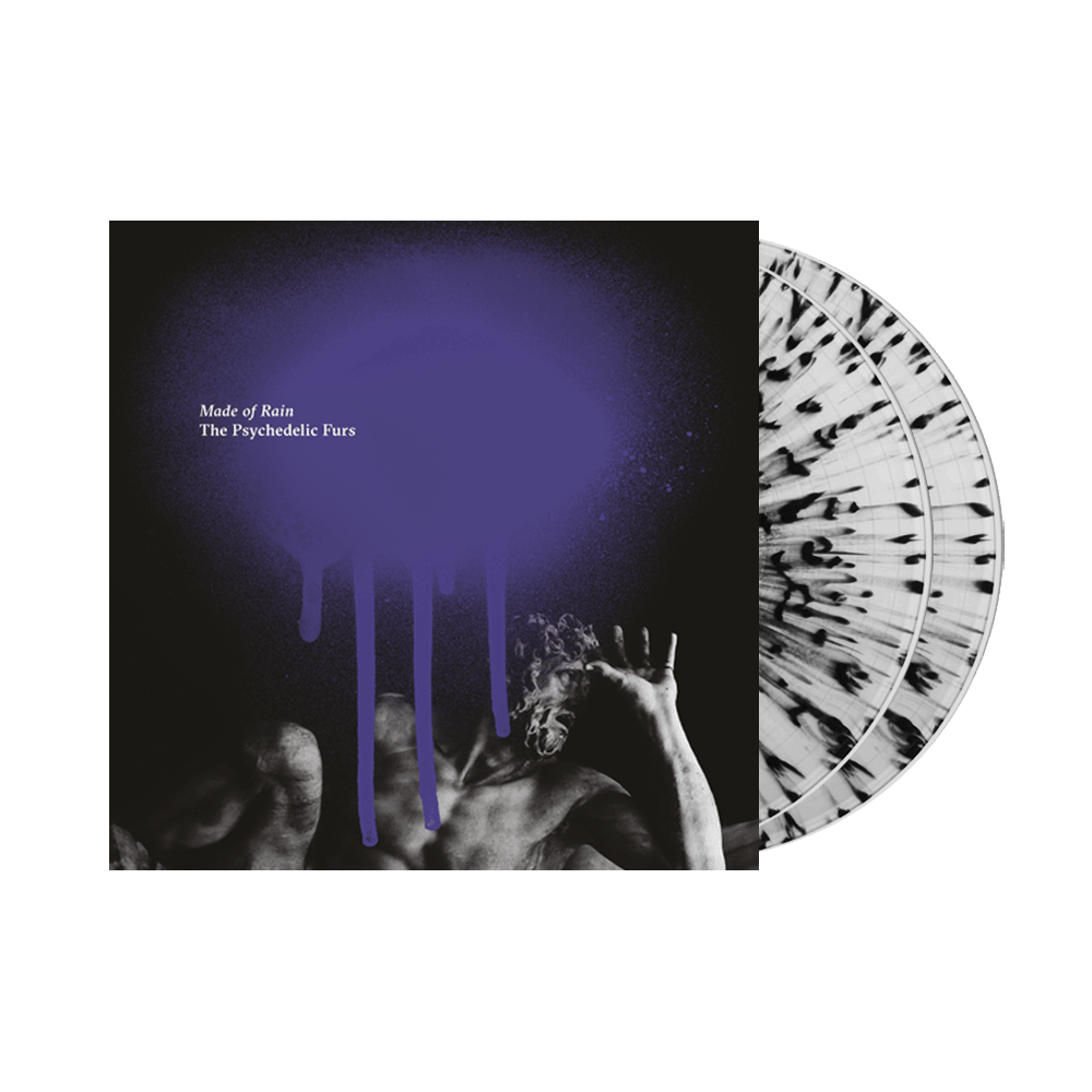 Buy Online The Psychedelic Furs - Made Of Rain Splatter Double Vinyl + 12