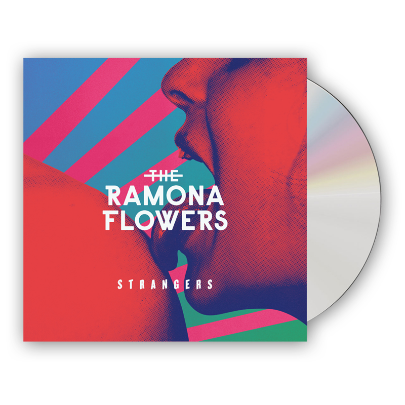 Buy Online The Ramona Flowers - Strangers (Signed)