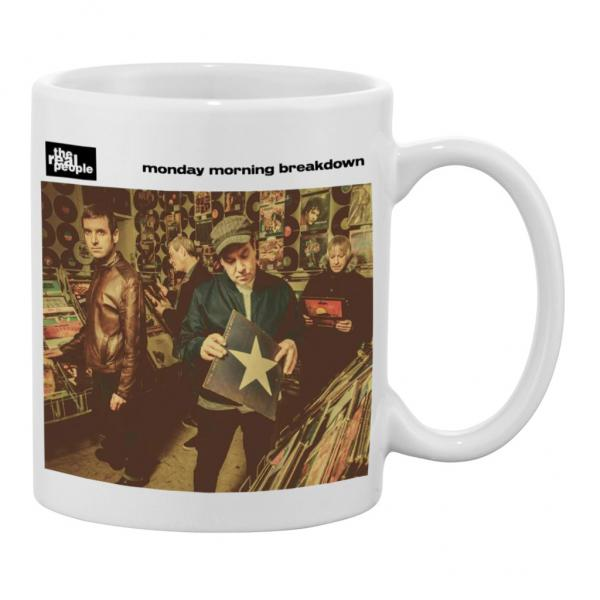 Buy Online The Real People - Album Cover Mug