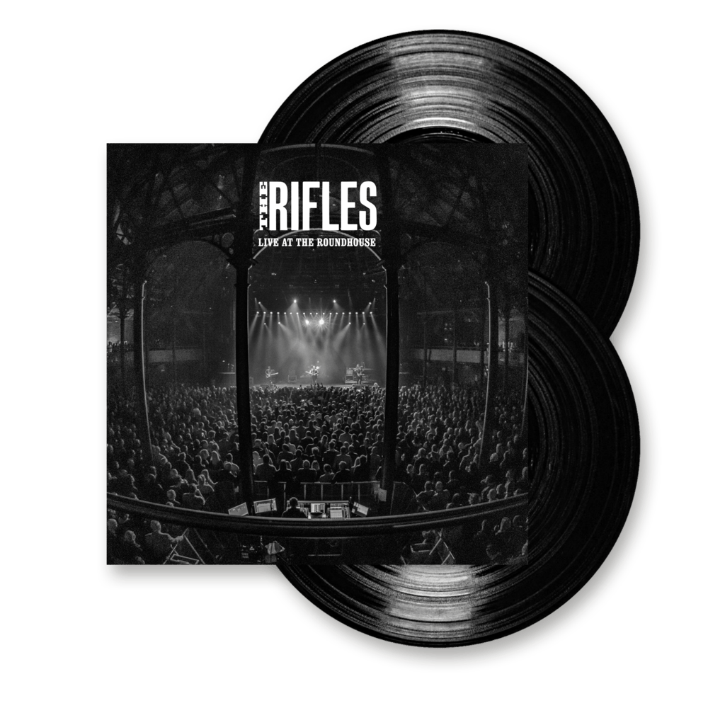 Buy Online The Rifles - Live At The Roundhouse