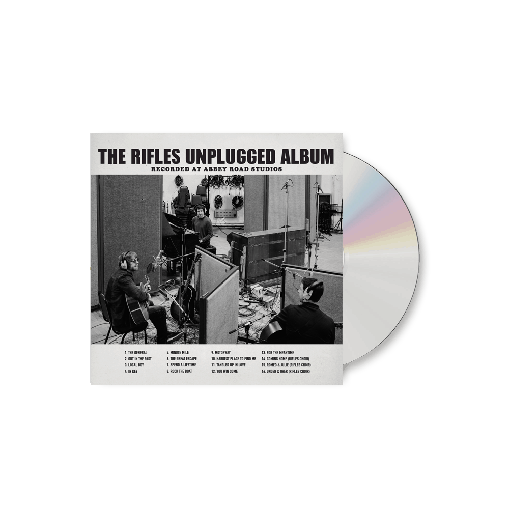 Buy Online The Rifles - Unplugged