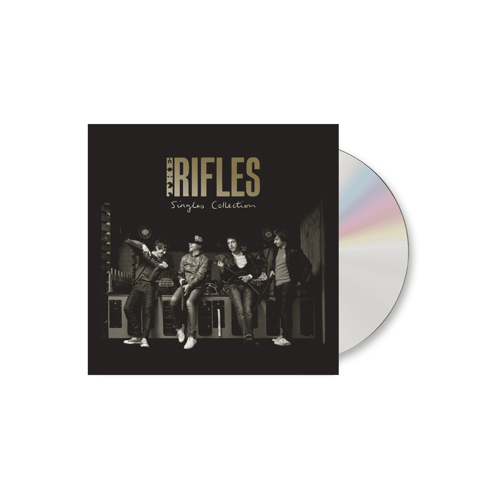 Buy Online The Rifles - Singles collection