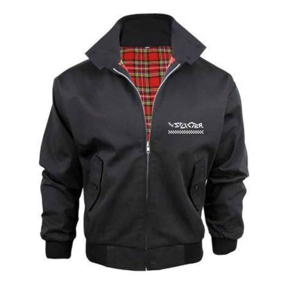 Buy Online The Selecter - Harrington Jacket