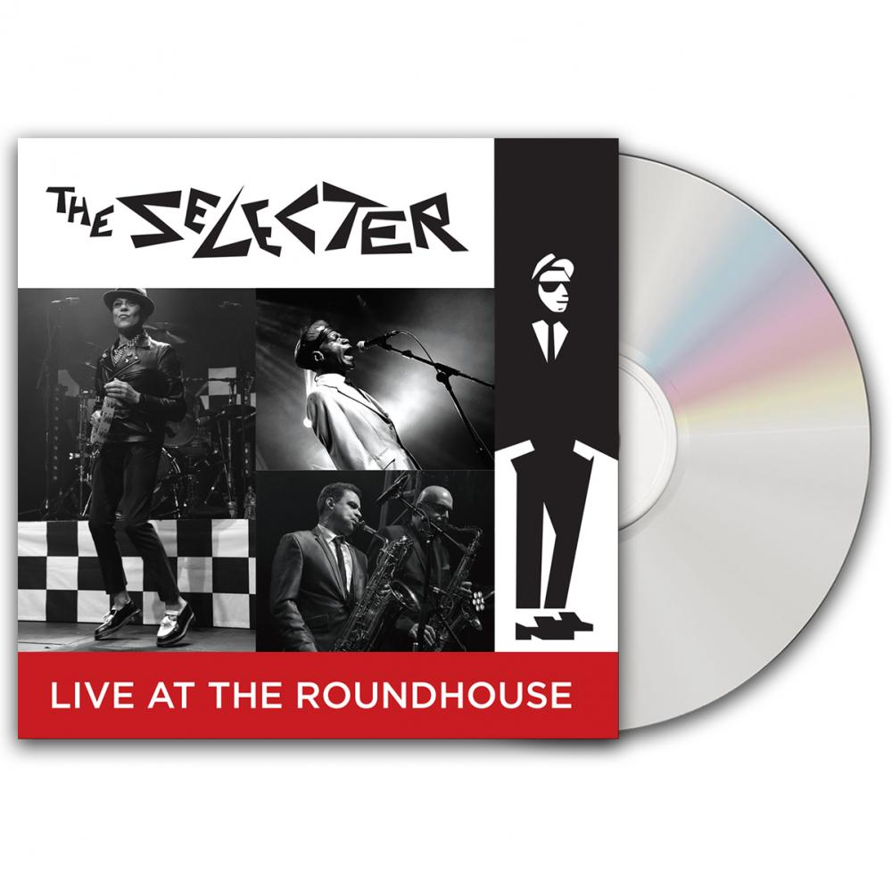 Live At The Roundhouse CD/DVD Album