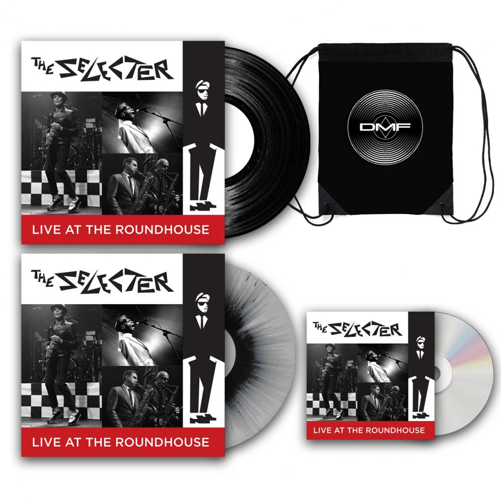 Live At The Roundhouse Fan Bundle