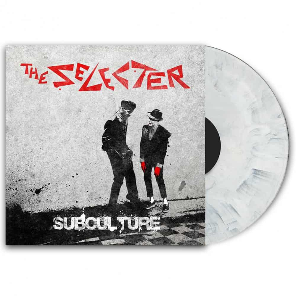 Buy Online The Selecter - Subculture White Marble