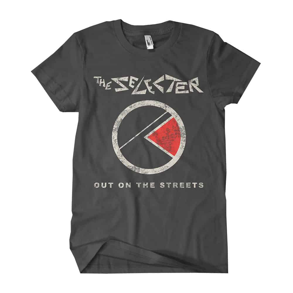 Buy Online The Selecter - Out On The Streets (I want to have some fun) T-Shirt