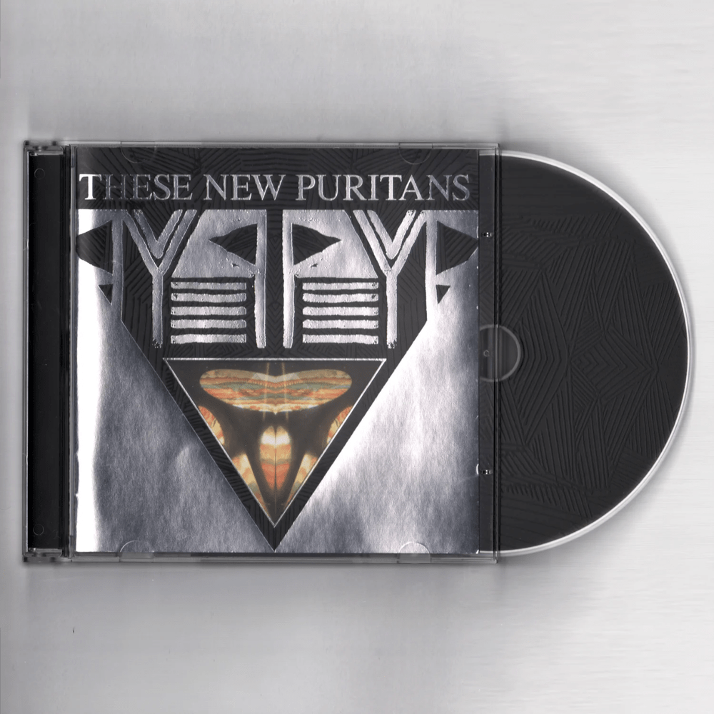 Buy Online These New Puritans - BEAT PYRAMID CD