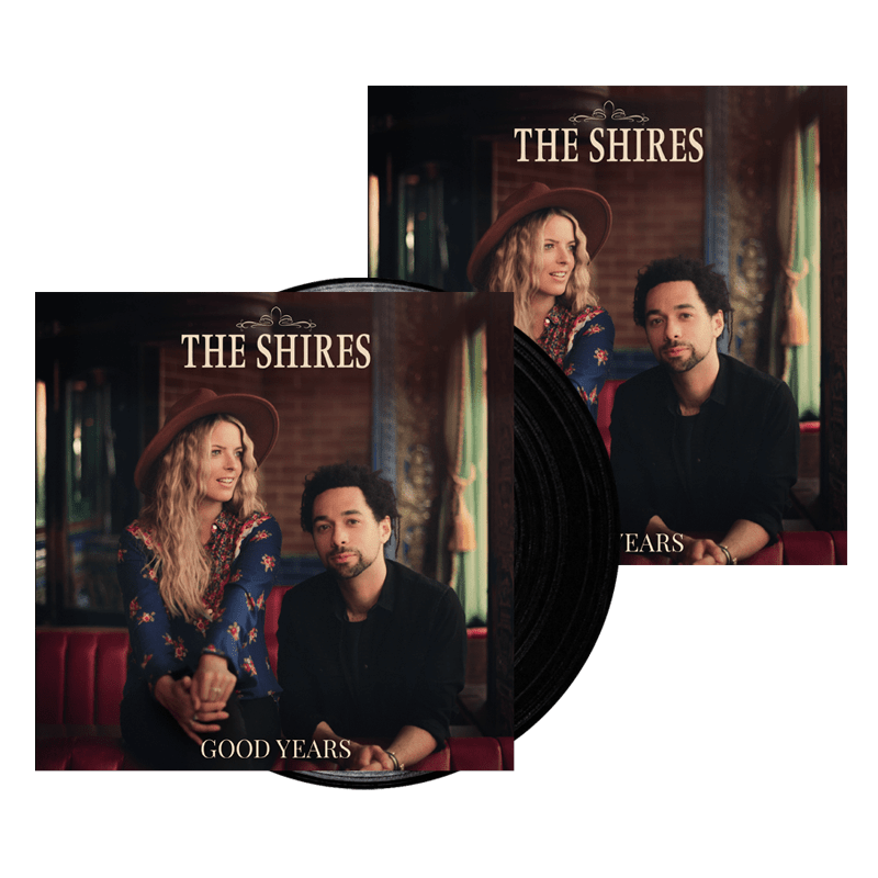 Buy Online The Shires - Good Years  + 12 x 12 Inch Artwork Print (Signed)