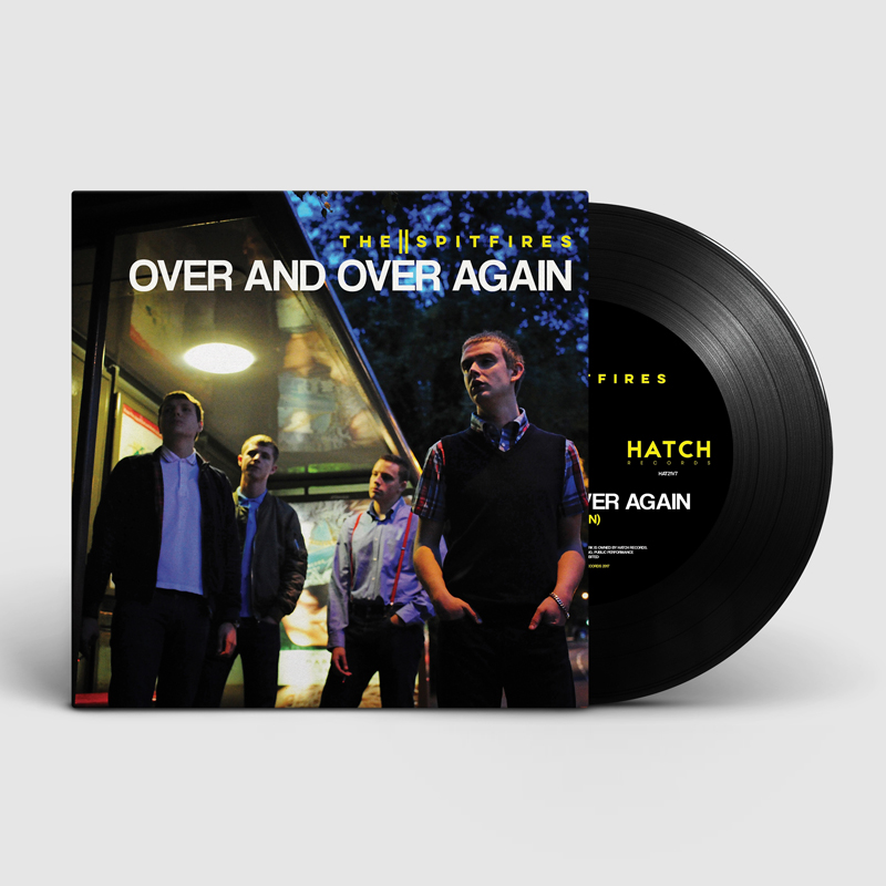 Buy Online The Spitfires - Over And Over Again