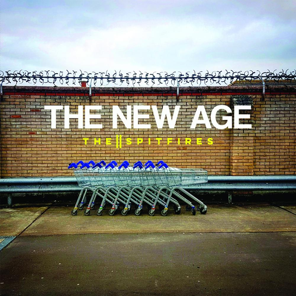 Buy Online The Spitfires - The New Age / Bitter End (Signed)
