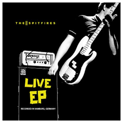 Buy Online The Spitfires - Live EP