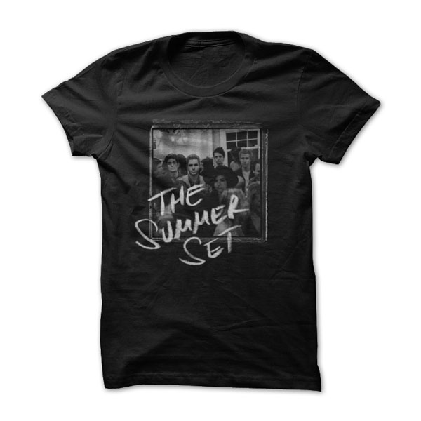 Buy Online The Summer Set - Polaroid T-Shirt