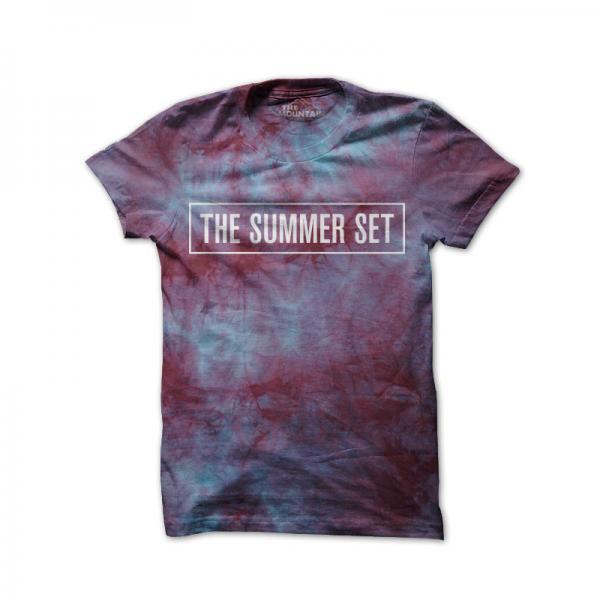 Buy Online The Summer Set - Tie Dye T-Shirt