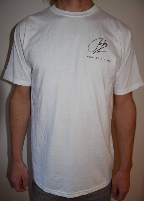 Buy Online The Sunflower Jam - Celebrating Jon Lord White T-Shirt