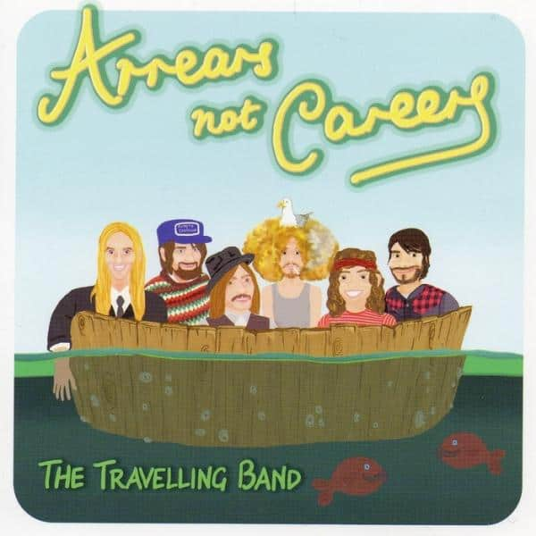 Buy Online The Travelling Band - Arrears not Careers
