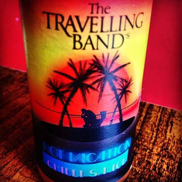 Buy Online The Travelling Band - Hot Vacation Chilli Sauce