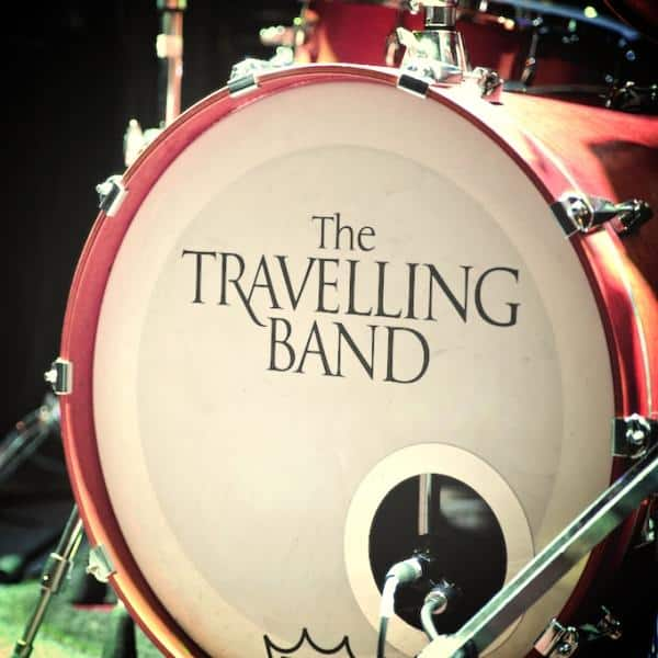 Buy Online The Travelling Band - Exclusive Live Album