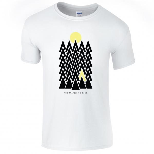 Buy Online The Travelling Band - Pines T-Shirt