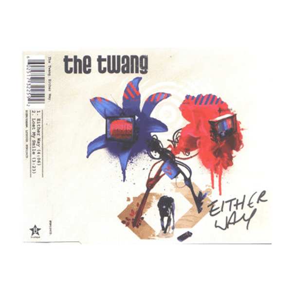 Buy Online The Twang - Either Way (Promo Version)