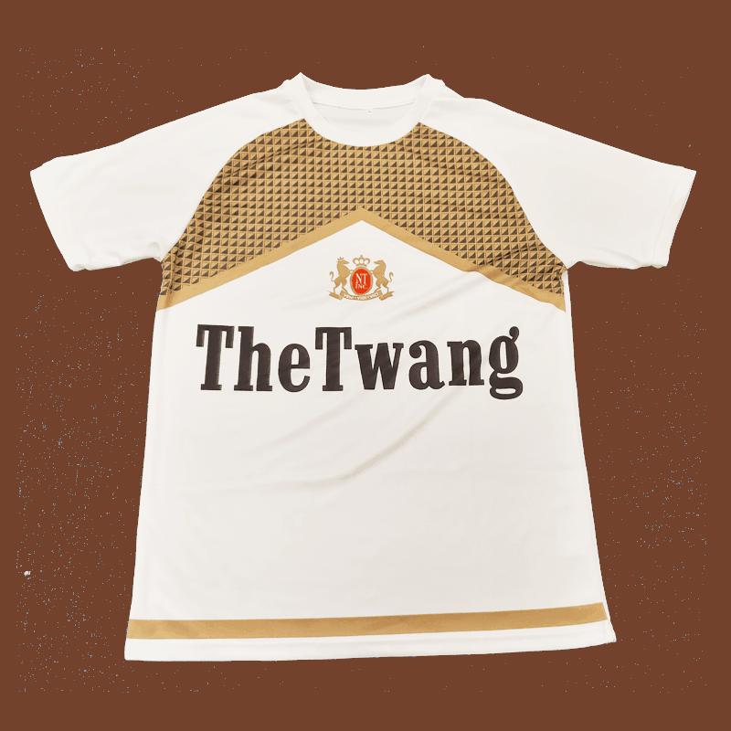 Buy Online The Twang - Marlboro Lights Football Shirt
