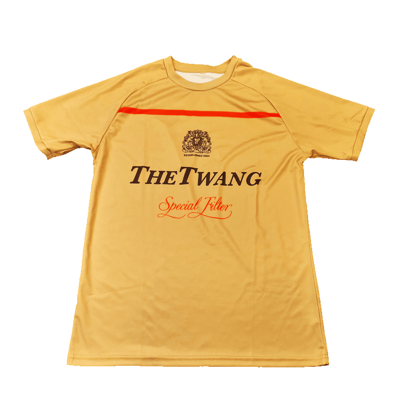 Buy Online The Twang - Benson Football Shirt