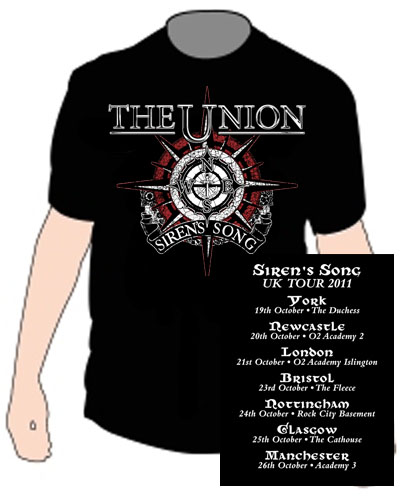 Buy Online The Union - Sirens Song Tour