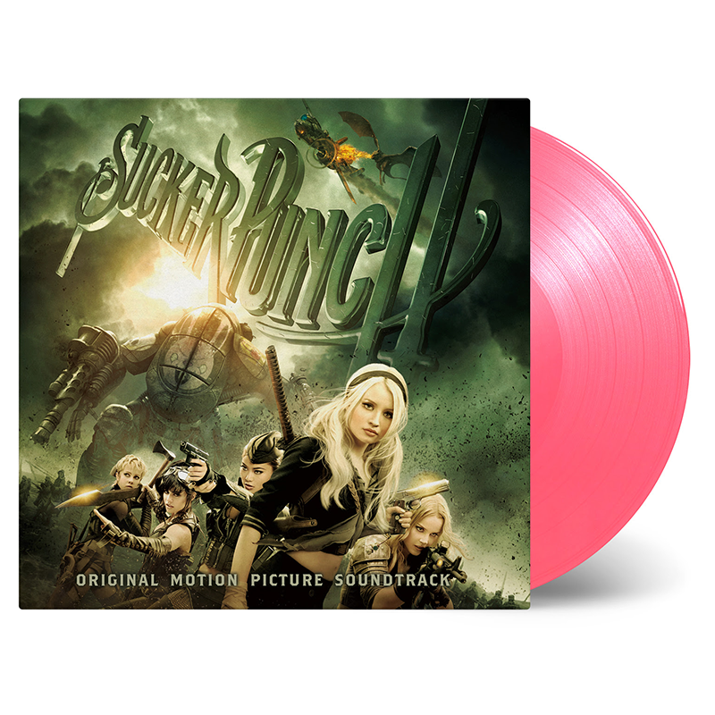 Buy Online Original Soundtrack - Sucker Punch Pink